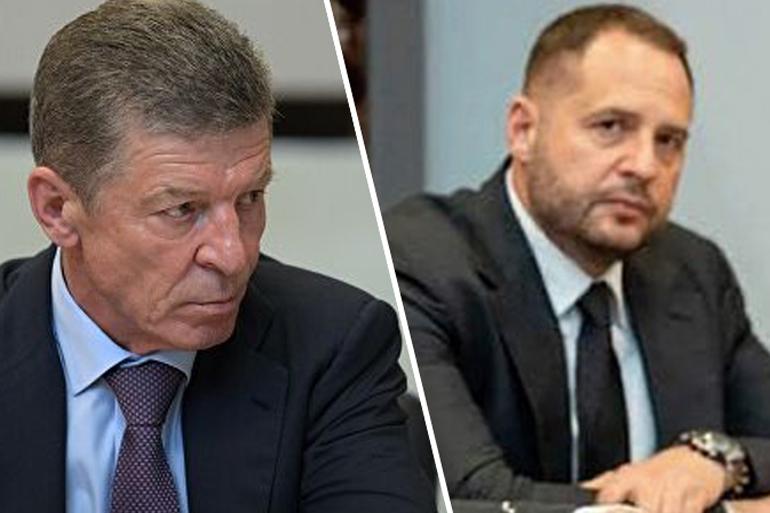 """Дмитрий Козак официально отказался участвовать в """"спектакле"""" — переговорах с Ермаком"""