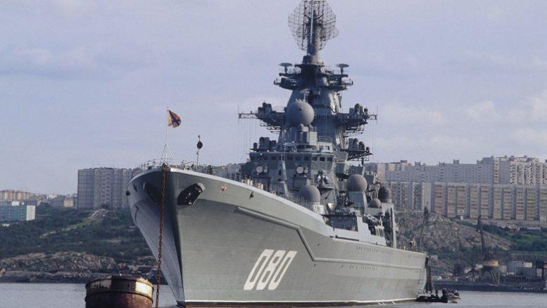 «Он завоюет океан»: какой корабль ВМФ России в