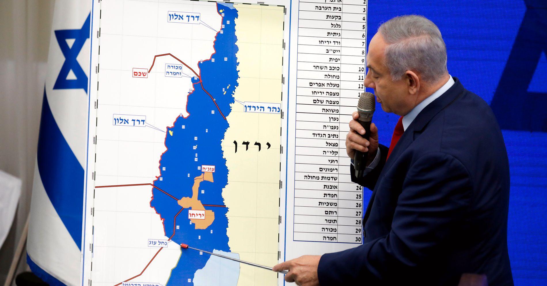 Израиль: «аннексия» Палестины объявлена, но отложена. Почему?