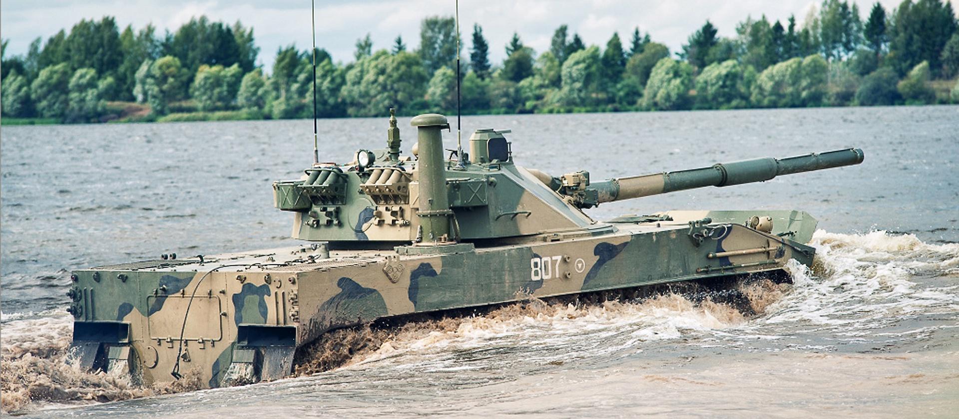Российский «истребитель танков» приглянулся Индии. Спрут-СДМ1 лучший в мире терминатор с такими возможностями...