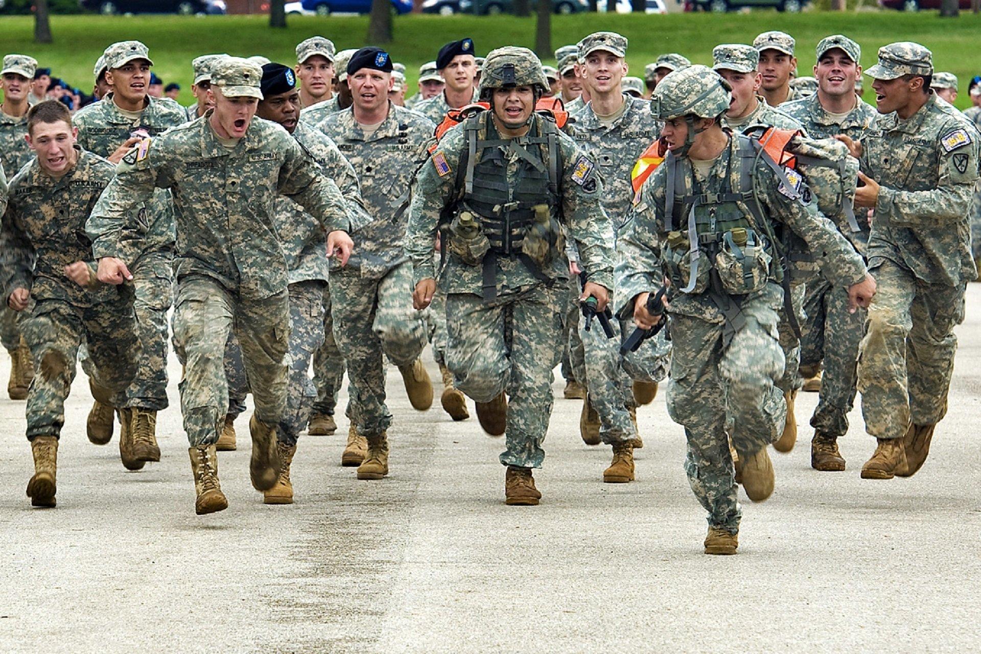 Куда американские солдаты бегут из Германии?...