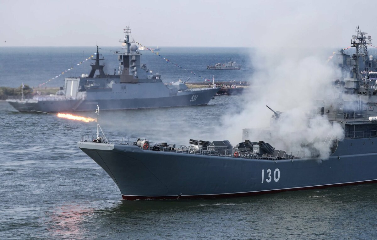 «Океанский Щит-2020»: грандиозные учения, Балтика наша, или нет?...