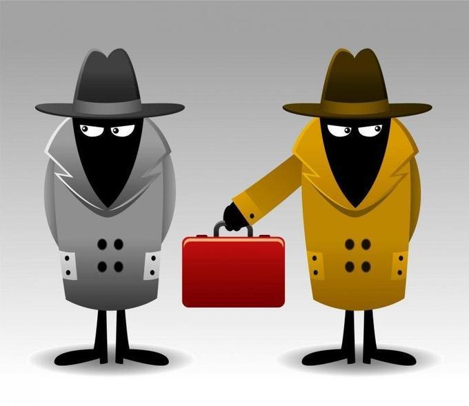 Вирус шпиономании