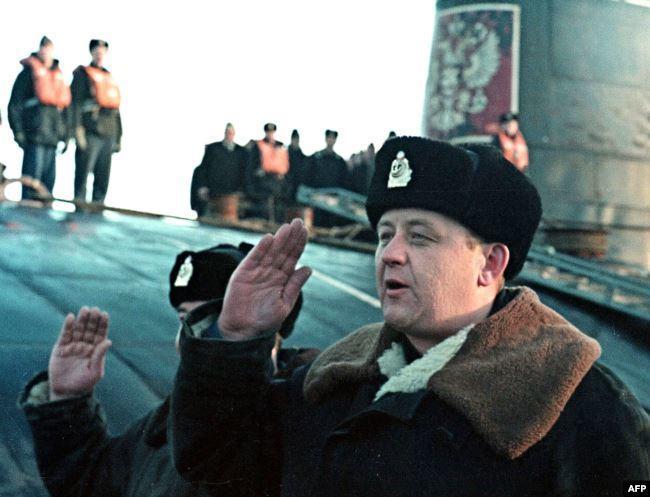 """Тайны, скрытые под водой. 20 лет назад погибла атомная подводная лодка """"Курск"""""""