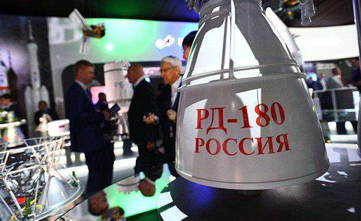 Россия уничтожает аэрокосмическую отрасль США