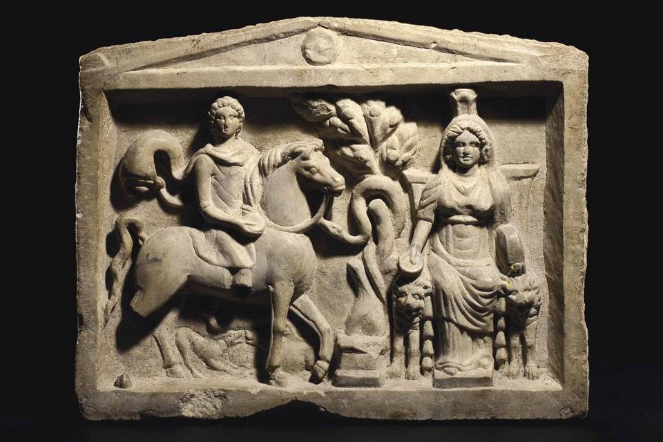 Фракийский всадник и Мать богов, II - I вв. до н.э.