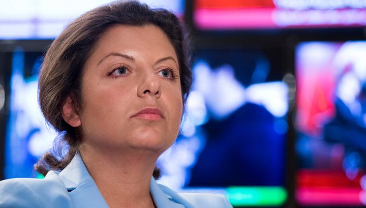 Симоньян: если бы Россия не была такой доброй, Белоруссия не посмела бы арестовать россиян
