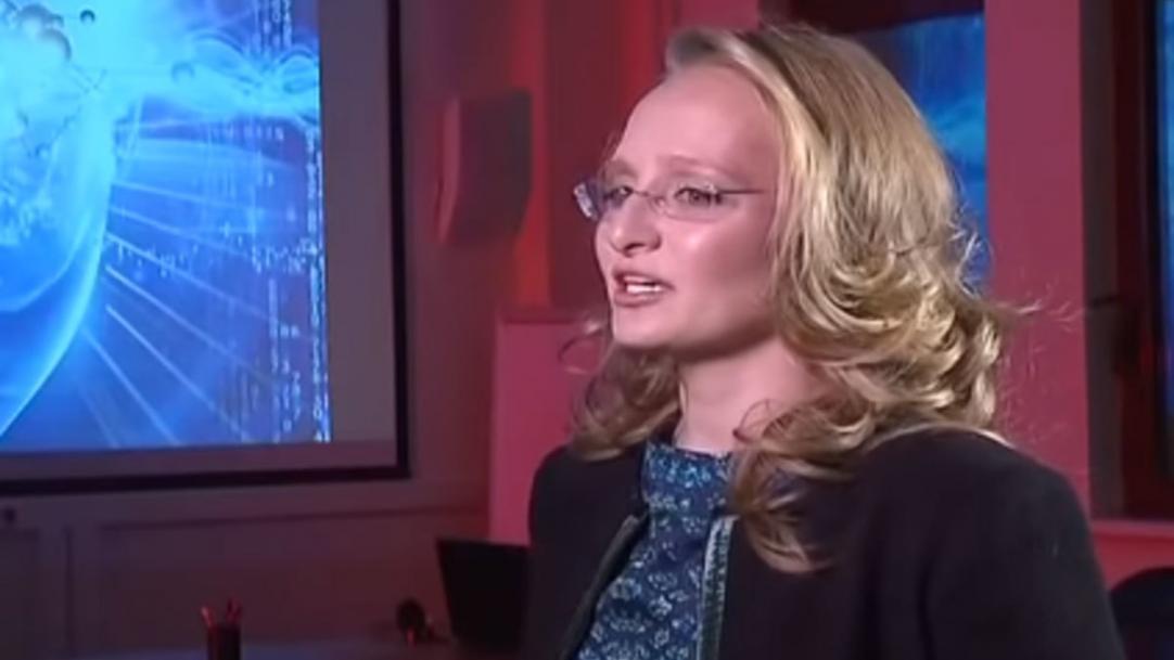 Катерина Тихонова, младшая дочь Путина.