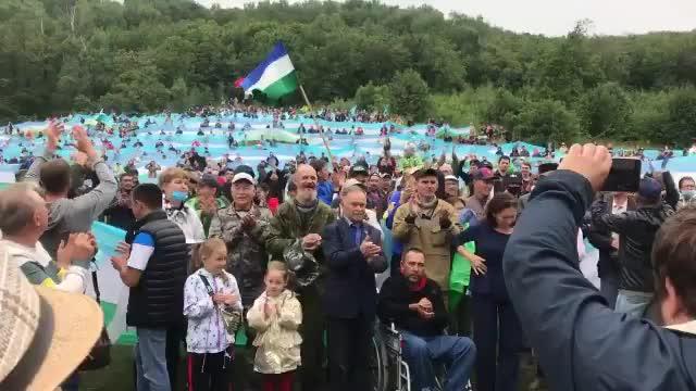 Постановка Куштау или Бесовщина шагает по России