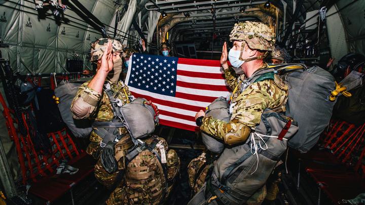 США готовятся к развалу Украины: Переброска войск