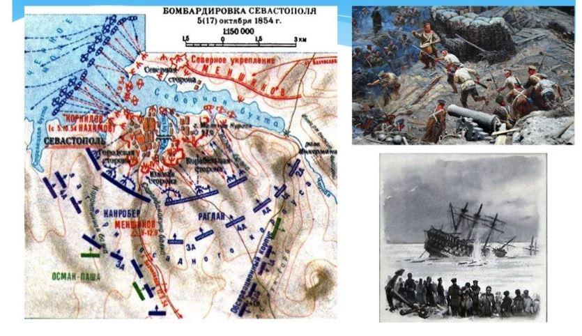 Первая оборона Севастополя: чему учит история...