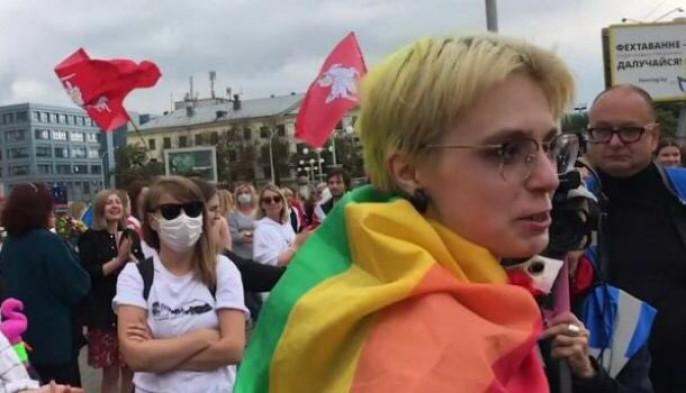 «Гражданин алкоголик» едет в тюрьму, дочь-лесбиянка майданит в Минске 3