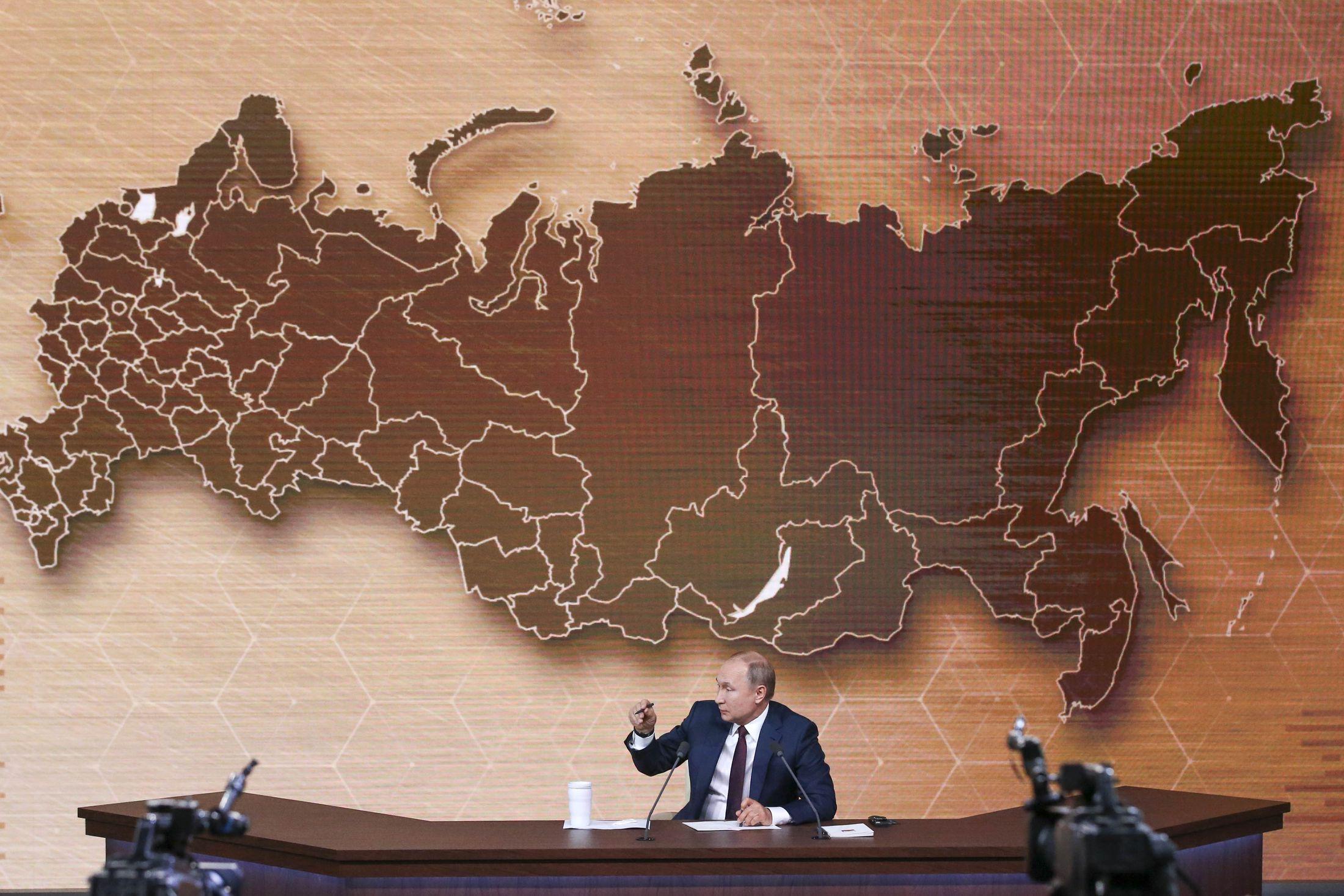 Территории России — не предмет дискуссии
