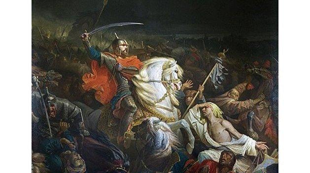 Куликовская битва — зачатие империи