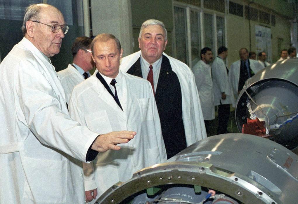 За что Путин наградил Герберта Ефремова?...