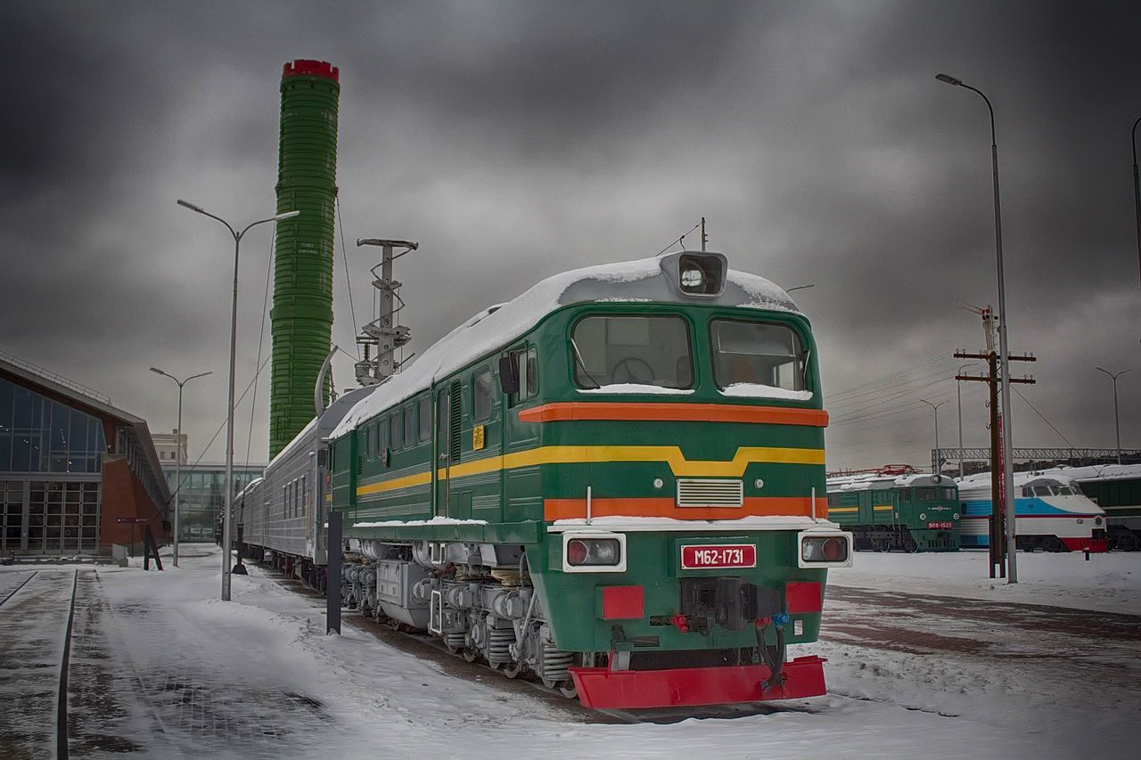 Ядерный «Поезд-призрак» снова появится в России...
