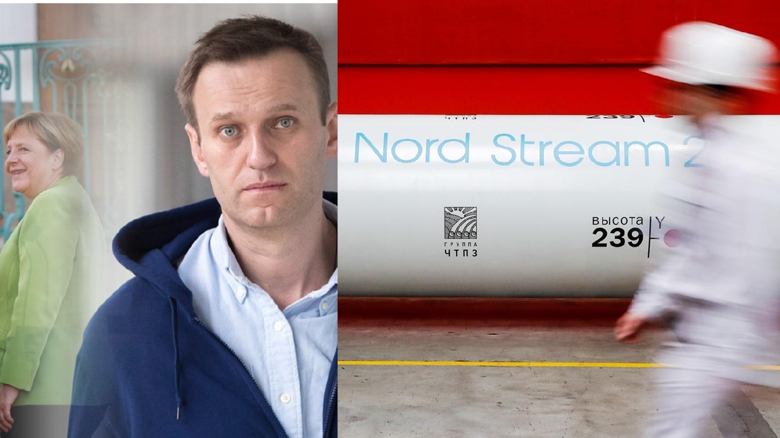 «Северный поток-2» или Навальный: кого выберет Германия?...