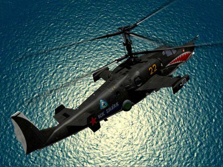 Как «Чёрная акула» превратилась в «Аллигатора»?...