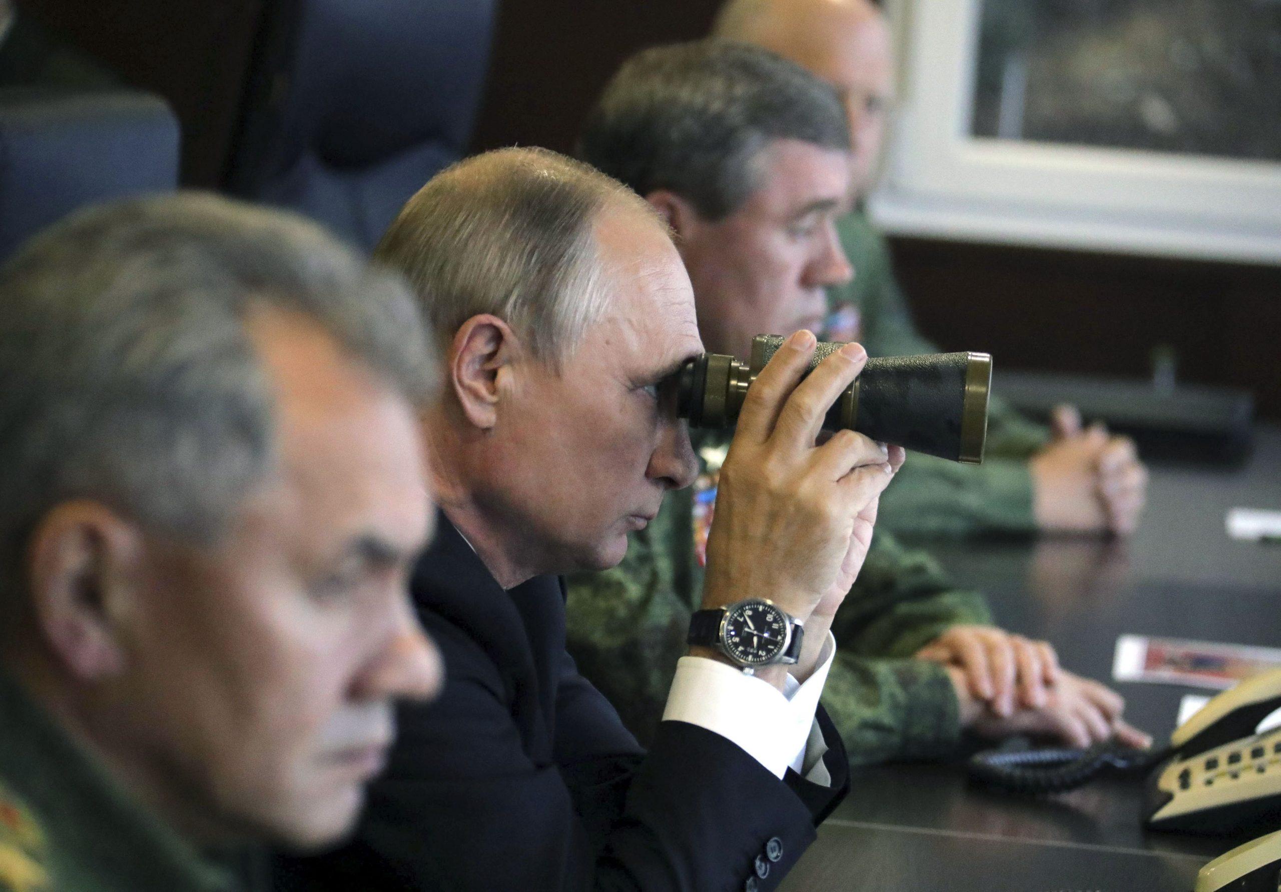 Учения «Кавказ-2020» преградили путь НАТО...