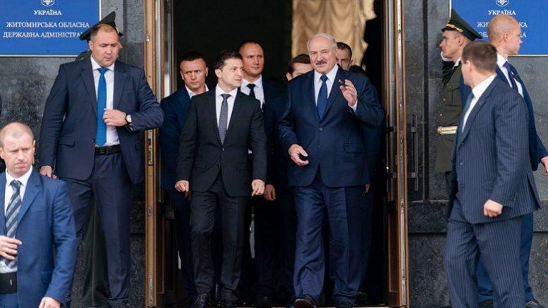 Зеленский боится примера, который украинцам показывает Лукашенко