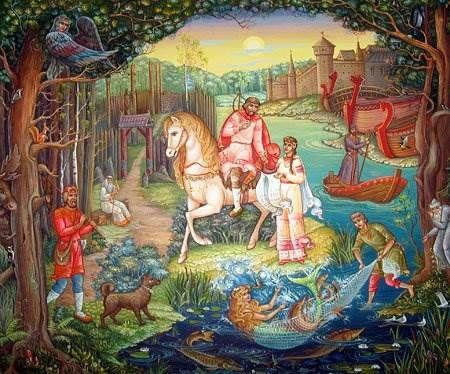 Сказка о Ютубе и сыновьях его: Сергеюшке Морозенко да Валерушке Симферопольском