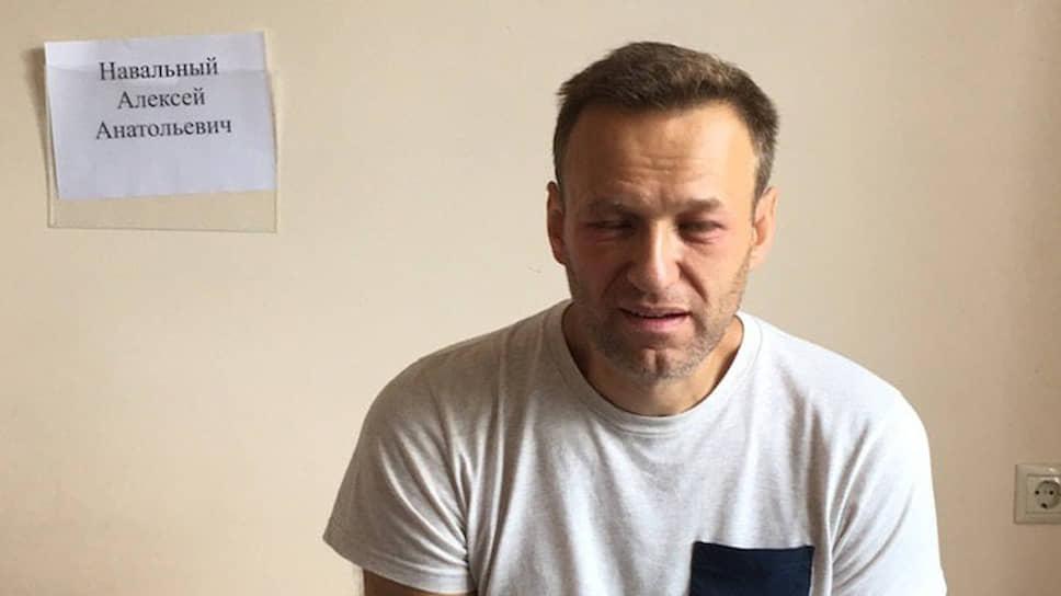 Эксперты прокомментировали «чудо исцеления» Навального в Германии