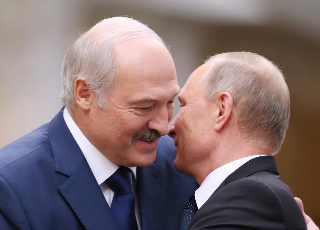 Мнение: Страхи. Почему встреча Путина и Лукашенко опасна для Украины