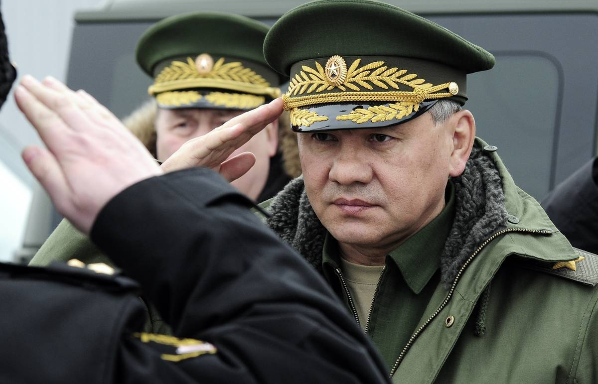 Шойгу в Минске: Запад получил сигнал о готовности Москвы к жестким действиям