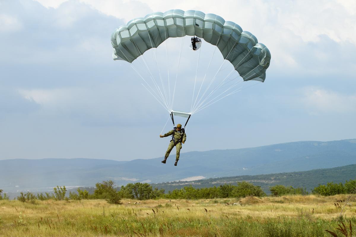 ТОП-5 парашютов российской армии...