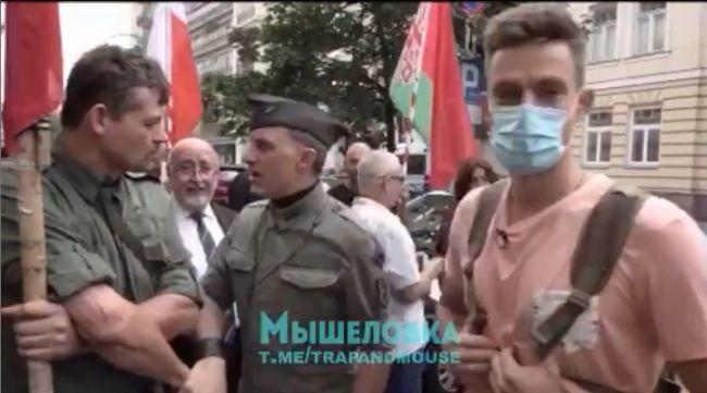 Польский актёр по-русски обматерил Дудя в Варшаве