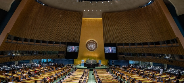 Путин, Трамп и Си в ООН как второе прочтение войны Алой и Белой розы