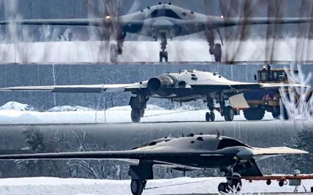 Новый российский дрон будет охотиться на вражеские истребители...