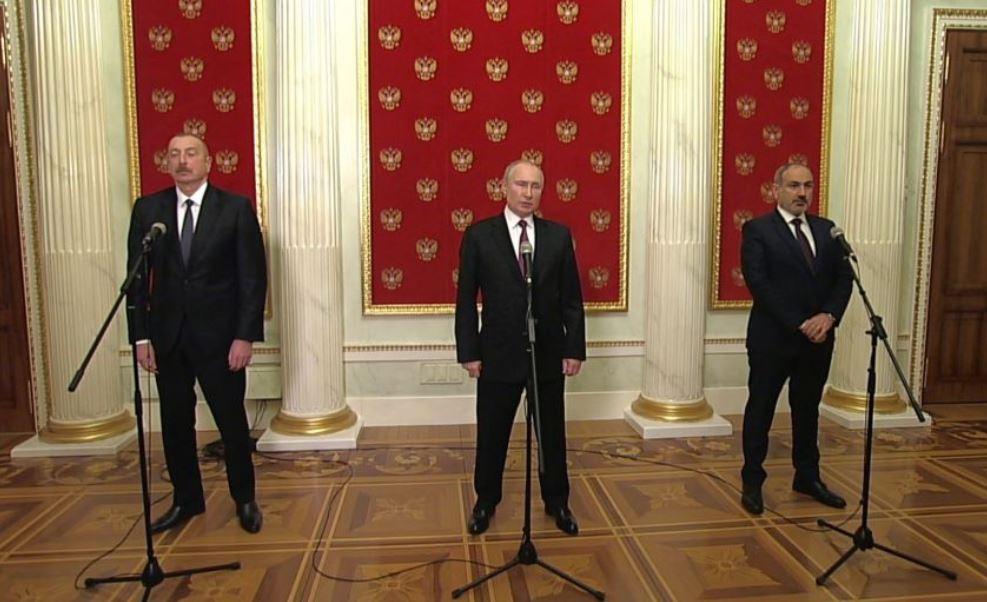 Новое заявление о Нагорном Карабахе изменит спорный регион?...