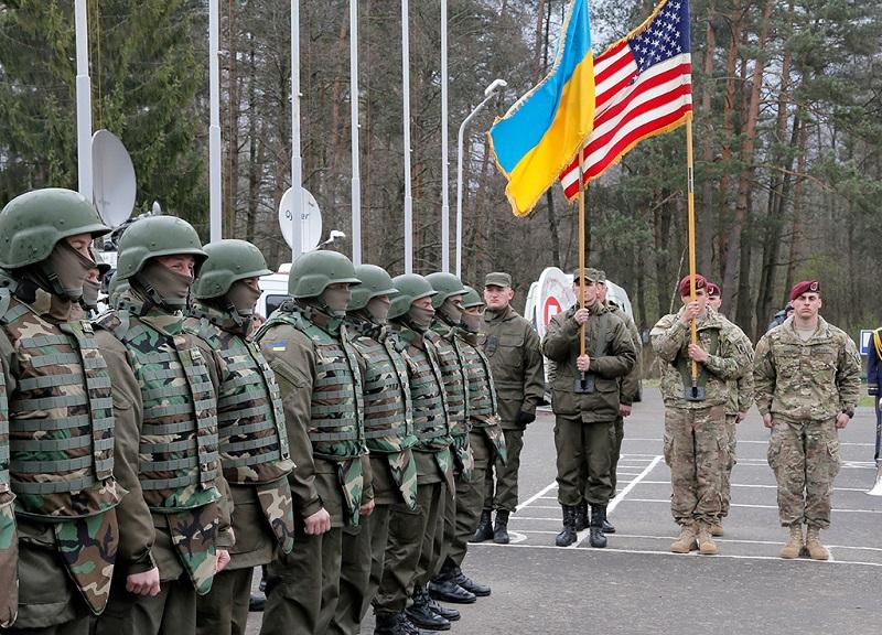 Особенности военного сотрудничества Киева с