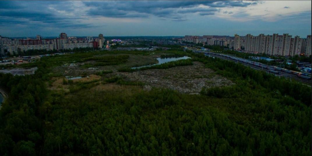 Гульчук игнорирует серьезную экопроблему в Невском районе