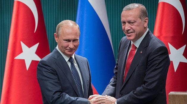 Роль Турции на русском южном фланге