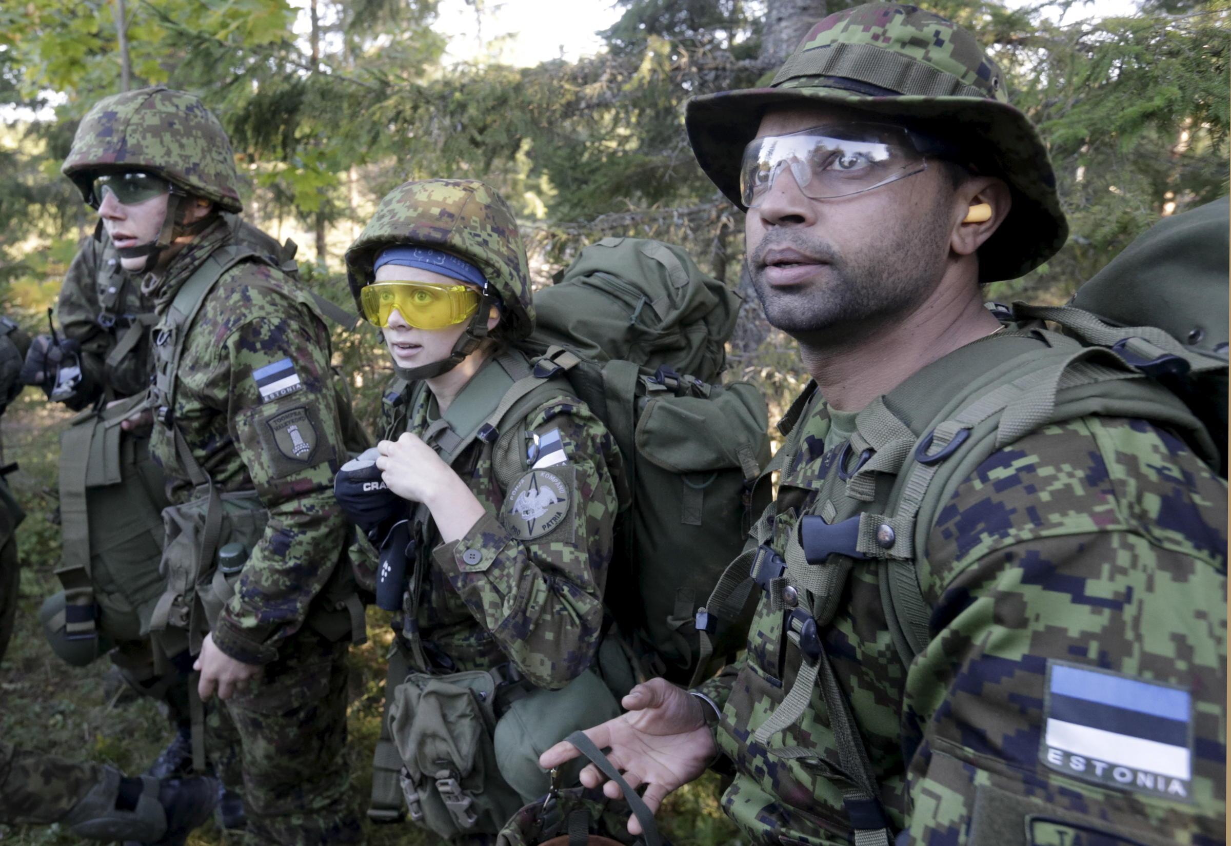 В Эстонии собрались победить Россию в одиночку...