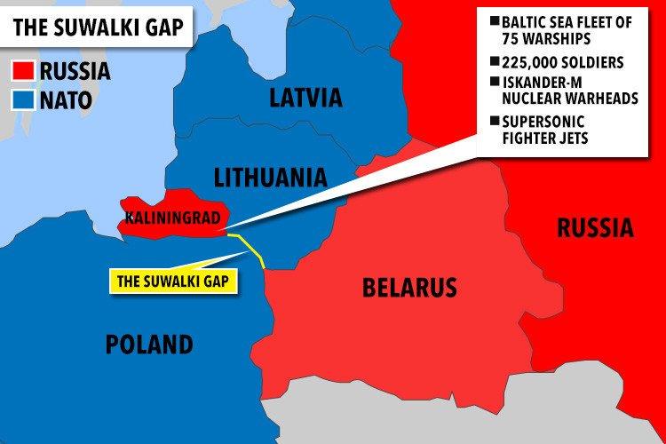 Самое уязвимое место НАТО в войне с Россией...