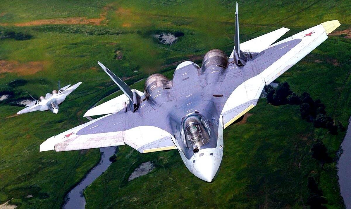 Су-57 с новым двигателем получит титул «мощнейшего истребителя в мире»...