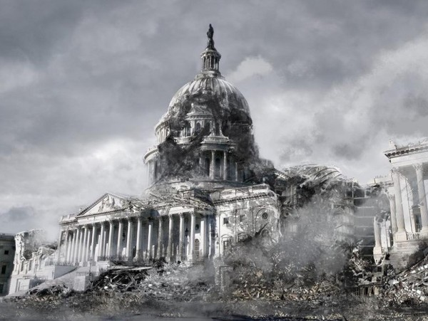 США: Sic transit gloria mundi