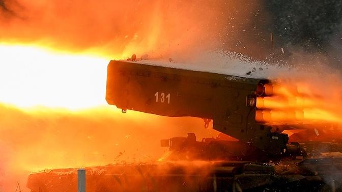 Будет жарко: войска пополнят новые тяжёлые огнемёты...