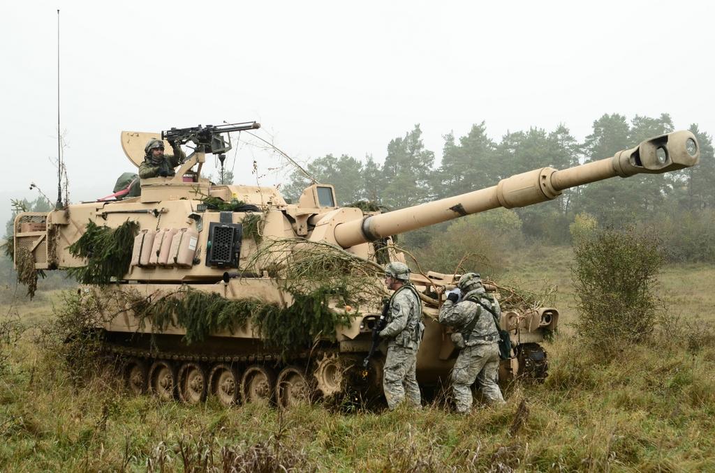 «Это фиаско»: США признали беспомощность своей артиллерии...