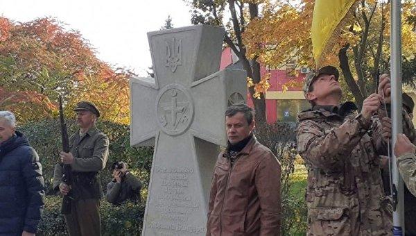 Киев пал. Униаты Бандеры на марше