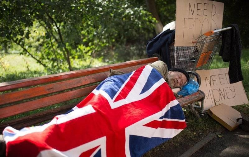 Великобритания: ударная неделя банкротств