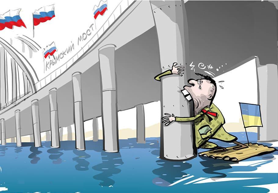 Как Украина Венеру, простите, Крым реинтегрирует