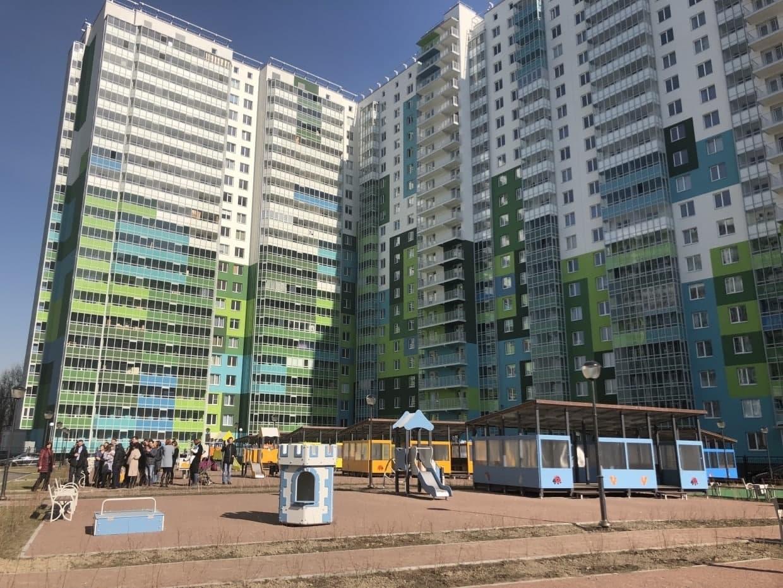 Петербург вошел в топ-10 городов РФ по росту цен на вторичное жилье 2