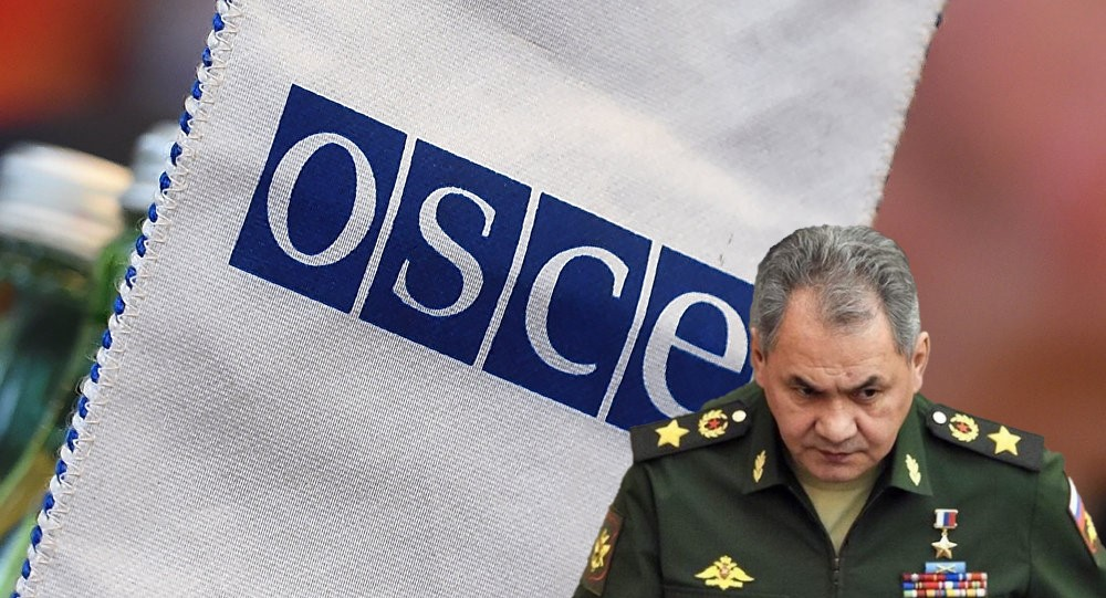 Впервые за 30 лет Минобороны РФ игнорирует семинар ОБСЕ