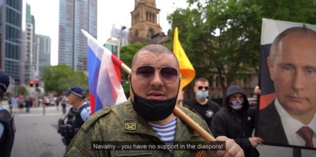 «Тут предатели живут!» — интервью с русским соотечественником в Австралии...