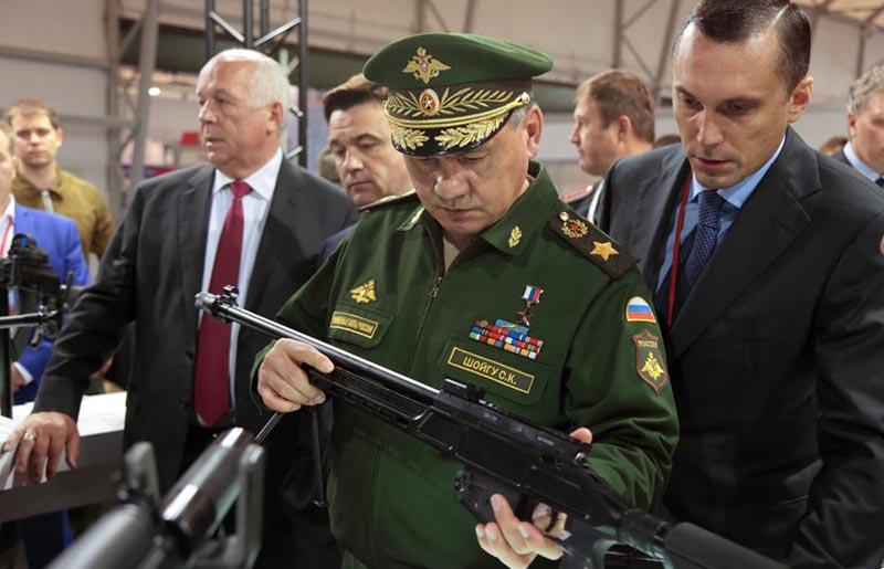 Лучшие из лучших: назван ТОП-5 российского оружия...