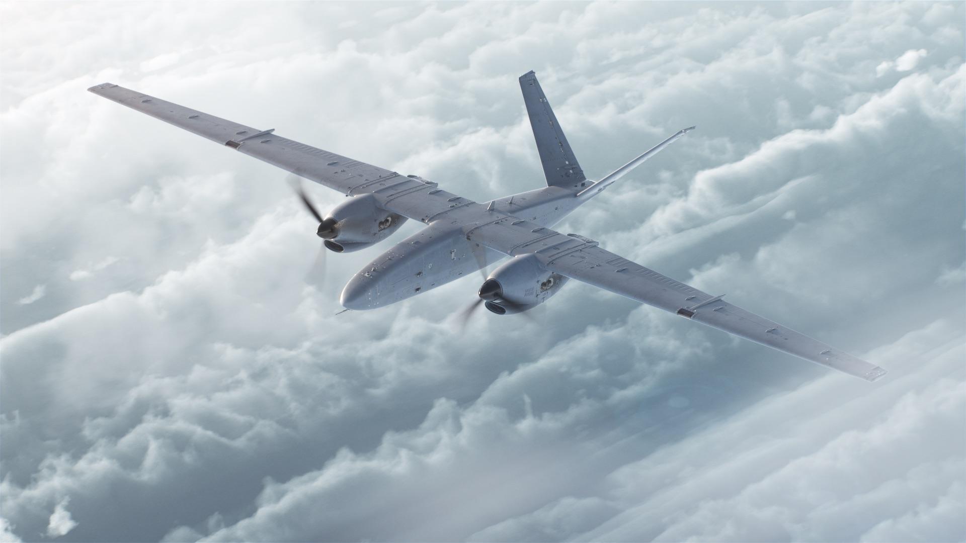 Россия готова похвастать новым ударным дроном...